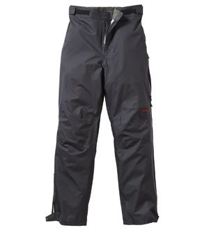 Women's Elite Overtrousers - Black