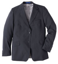 Technical travel suit jacket