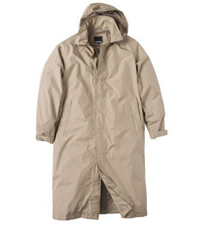 Men's Globetrotter Mac - Sandstorm