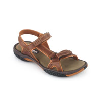 Functional sandals for active use