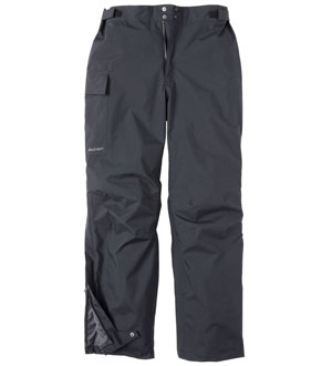 Men's Mountain Guide Trousers - Black