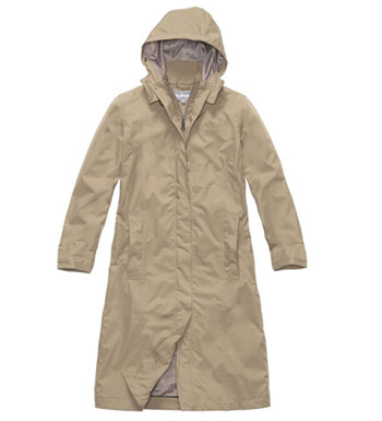 Women's Globetrotter Mac - Dune