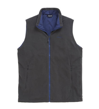 Men's Kombi Vest - Graphite/Team Blue