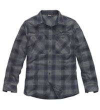 Technical winter-weight shirt