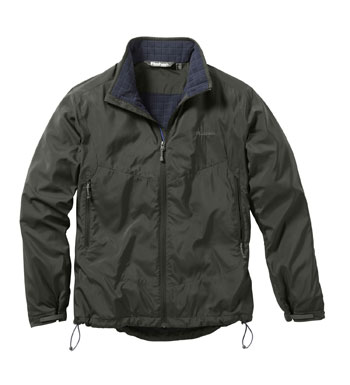 Men's Affinity Jacket - Graphite/Eclipse Blue