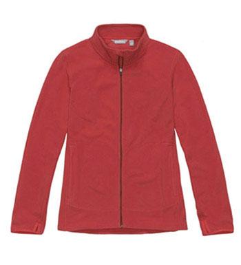 Women's Microgrid Stowaway Jacket - Azalea