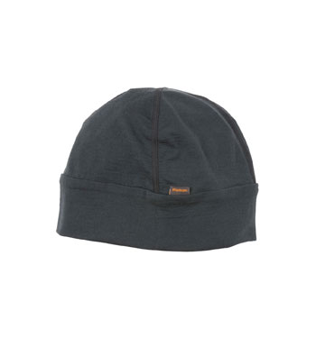 Superfine Merino 200 Hat - Graphite