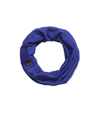 Superfine Merino 200 Necktube - Cobalt