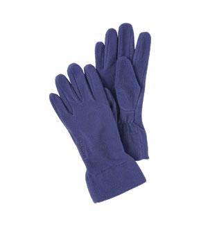 Unisex Vital Fleece Gloves - Twilight Blue