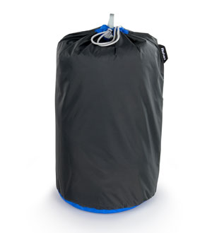 Superlight stuffsack for personal belongings