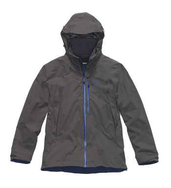 Men's Escapist Jacket - Charcoal