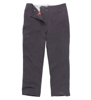 Women's Linen Plus Capris - Dark Indigo