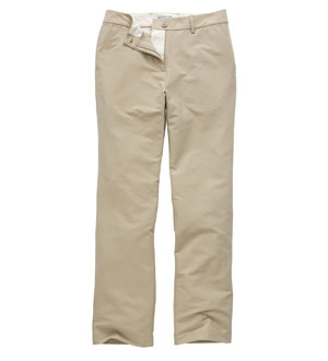 Women's Crosstown Chinos - Pale Khaki