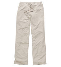 Technical travel and outdoor trousers