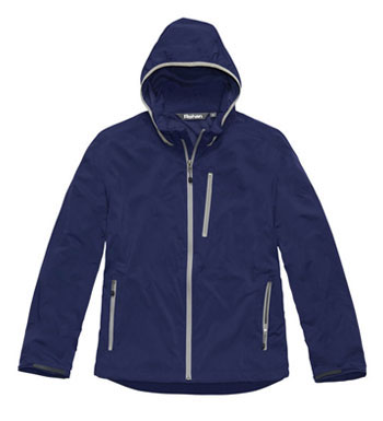 Lightweight windproof shell