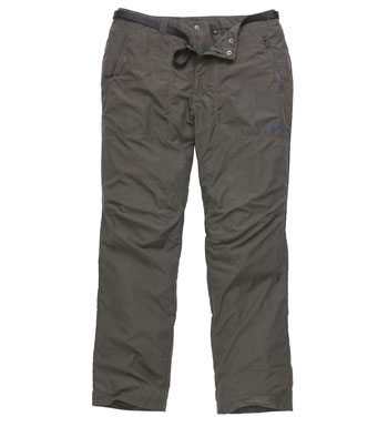 Men's Ether Trousers - Charcoal