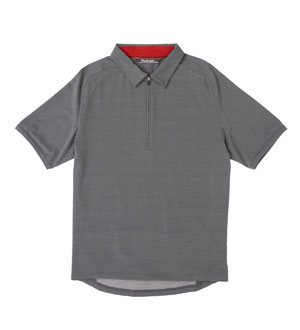 Men's Cadence Polo - Highway Grey