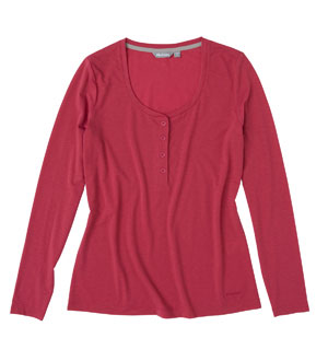 Women's Serene Top - Azalea