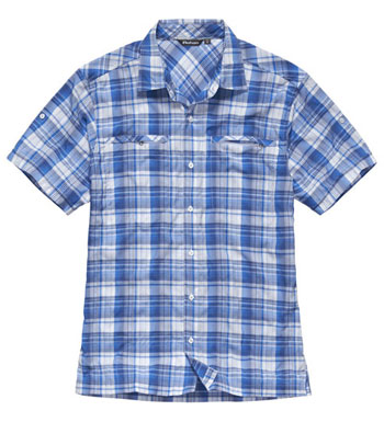 Men's Pacific Shirt - Flag Blue