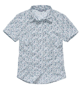 Women's Worldview Shirt - Flint Blue