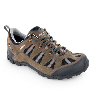 Men's Dharam - Brown/Black