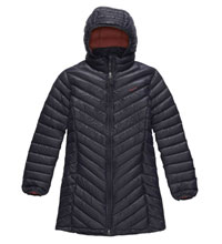Warm, technical town coat