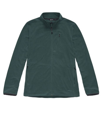 Men's Microgrid Stowaway Jacket - League Green