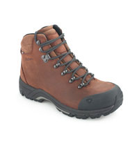 Waterproof leather boot for trekking and hillwalking