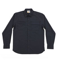 Technical flannel shirt