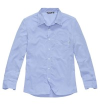Smart, technical shirt for travel and everyday.
