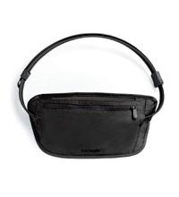 Secret travel waist wallet