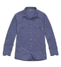 Technical workwear shirt.