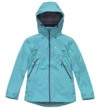 Fully waterproof mountain jacket.