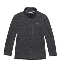 Technical fleece jacket with everyday styling.