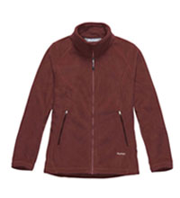 Technical mid-layer jacket.