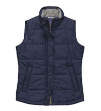 Light, technical vest.