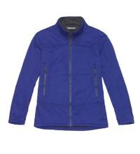 Functional, wind-resistant fleece jacket.