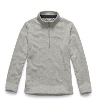 Technical fleece with everyday styling.