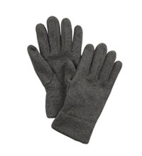 Technical fleece gloves for outdoors, everyday and travel.