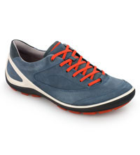 Lightweight travel and outdoor shoe.