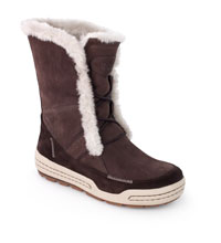 Warm, water repellent winter boot.