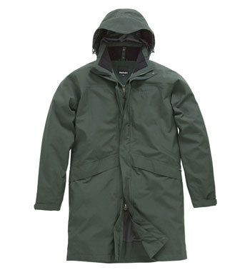 Men's Hilltop Jacket - Cedar Green