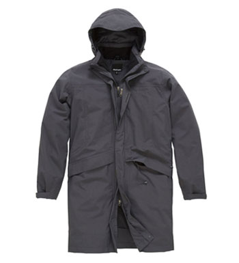 Men's Hilltop Jacket - Asphalt