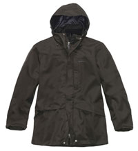 Waterproof jacket for town and country