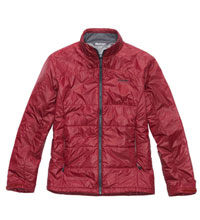 Versatile, technical insulated jacket