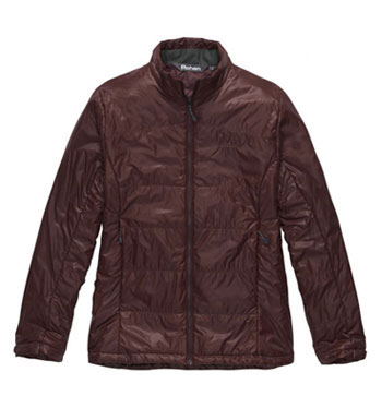 Men's Icepack Jacket - Mahogany Red Marl