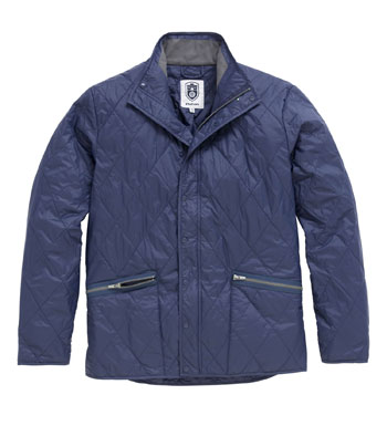Men's Dale Jacket - Eclipse Blue