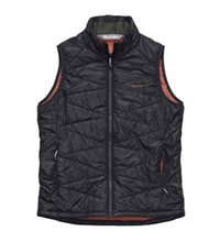 Versatile, technical insulated vest