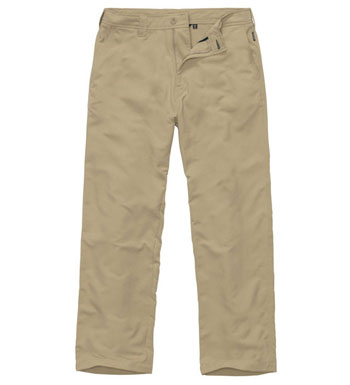 Versatile, technical chinos