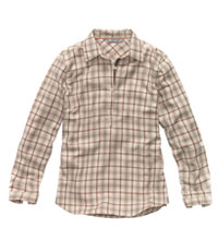 Technical, winter-weight smock